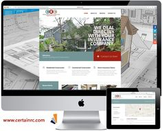 Certain Roofing and Construction - Residential & Commercial Roofing.   #Rockwall #Texas #Roofing #Website  www.certainrc.com