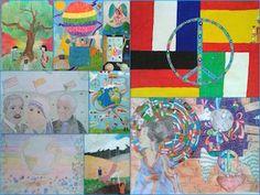 """Concorso: """"Pace, amore e comprensione"""". Gli alunni della scuola secondaria di primo grado Alfredo Panzini hanno partecipato al Concorso di pittura """"Pace, amore e comprensione"""" con opere realizzate durante i laboratori di Arte e Immagine."""