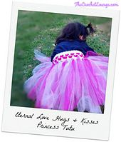 "Ravelry: Eternal Love Hugs and Kisses Baby & Toddler Princess Tutu pattern by ""e"" Lee"