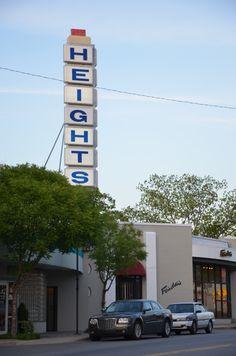 The Height's, Kavanaugh Street in Little Rock AR