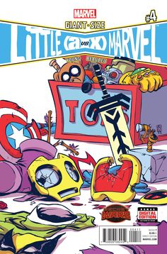 Preview: Giant-Size Little Marvel: AvX #4,   Giant-Size Little Marvel: AvX #4 Story: Skottie Young Art: Skottie Young Cover: Skottie Young Publisher: Marvel Publication Date: September 9...,  #All-Comic #All-ComicPreviews #Comics #GIANT-SIZELITTLEMARVEL:AVX #Marvel #previews #SkottieYoung
