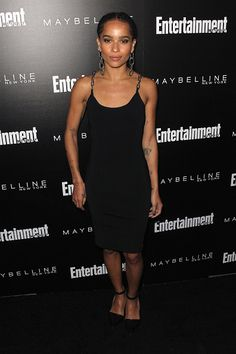 """Zoë Kravitz attends Entertainment Weekly's celebration honoring THe Screen Actors Guild presented by Maybeline at Chateau Marmont on January 29, 2016 in Los Angeles, California. """