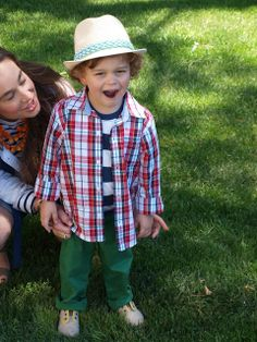 Memorial Stripes « Thirty Something Fashion – Carly Walko, Memorial Day, Toddler Style, Little Man Style, Stripes