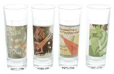 Star Trex, Voss Bottle, Water Bottle, Star Trek Merchandise, The Final Frontier, Art Programs, Deep Space, Shot Glasses, Colour Images