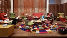 Relax area - 25hours-hotel-zürich-west