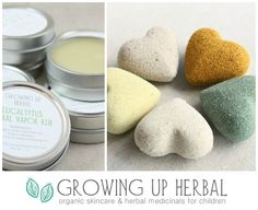 Growing Up Herbal #BathandBody #Baby
