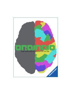 Kreativitätstechniken - Brainaid Spielentwurf und komplette Umsetzung für Ravensburger