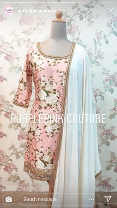 Indian Gowns, Indian Attire, Indian Wear, Indian Outfits, Pakistani White Dress, Pakistani Dresses Casual, Churidar, Anarkali, Kurti