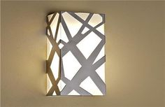 modern wall sconce idea | Remodeling Home Designs