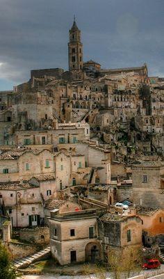 Sassi di Matera, Basilicata, Italy | Flickr - Photo by valeriolanci