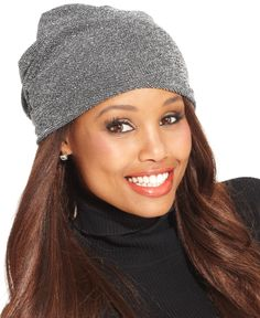 Collection Xiix Jersey Slouch Beanie Hat