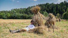 Jeśli szukasz pomysłu na wakacyjny weekend może warto udać się na żniwa i poczuć klimat jaki panował na wsi?:)