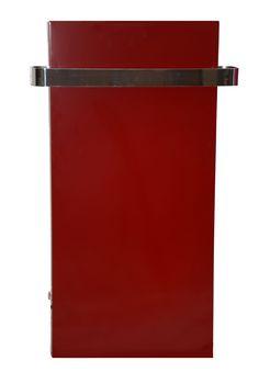 iRad towel radiator in red