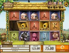 Игровые автоматы в казино Вулкан на деньги Big Bad Wolf. Интересный 3D слот Big Bad Wolf на деньги могут оценить все гемблеры казино Вулкан, решившие провести свободное время за этой занимательной игрой.