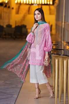 Khaadi Latest Summer Lawn Dresses Designs Collection 2018 ...