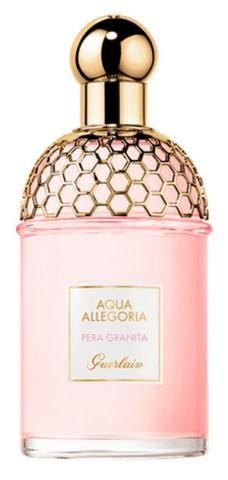 Aqua allegoria Pera Granita 75ml Guerlain vu dans la presse à retrouver sur Selectionnist.com