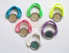Items similar to Nylon Stretch Flattened Bottle Cap Bracelet Kit, Nylon Stretch Flattened Bottle Cap Bracelets with Epoxy Stickers, Bottle Cap Bracelet Kit on Etsy Bottle Cap Art, Bottle Cap Images, Bottle Cap Bracelet, Bottle Top Crafts, Flatten Bottles, Soda Can Art, Chunky Beads, Craft Show Ideas, Goodie Bags
