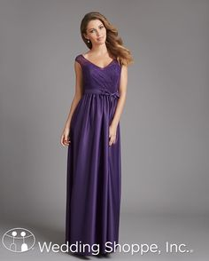 Allure  Bridesmaid Dress 1355