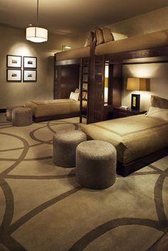 Cool guest bedroom idea for kids-Bedroom Photos Design, Pictures, Remodel, Decor…