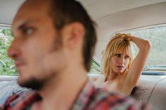 Ford, sesja narzeczeńska, sesja zaręczynowa, sesja w samochodzie, engagement session, engagement photography,
