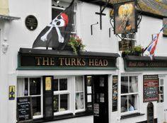 Turk's Head - Penzance, Cornwall
