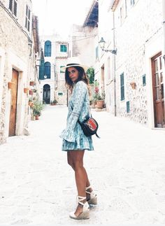 Meet four of the best Spanish fashion bloggers to follow on Instagram, and shop their signature looks.