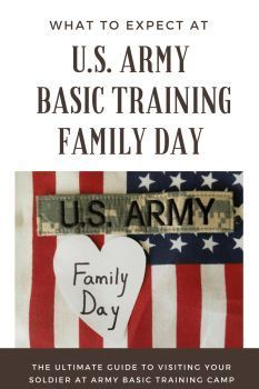 Basic Training Family Day is a chance you get to visit your soldier at Basic Training. It's a great quality time for you, and gives him a much-needed break!