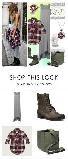"""outfit 54"" by believelikebreathing ❤ liked on Polyvore featuring Great Plains, Abercrombie & Fitch and totwoo"