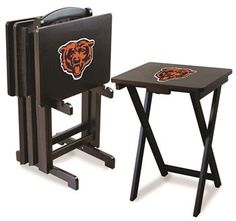 Use this Exclusive coupon code: PINFIVE to receive an additional 5% off the Chicago Bears TV Trays at SportsFansPlus.com