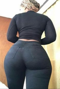 """hottestblackladies: """"We have of hot local ebony girls that are ready to get nasty with someone like you! Sexy Jeans, Ebony Models, Phat Azz, Voluptuous Women, Ebony Women, Sexy Curves, Tankini, Sexy Women, Womens Fashion"""