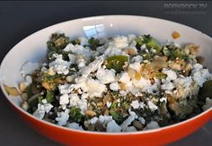 Broccoli and Feta