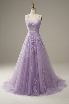 Senior Prom Dresses, Prom Outfits, A Line Prom Dresses, Tulle Prom Dress, Long Blue Prom Dresses, Dark Purple Prom Dresses, A Line Dress Formal, Puffy Prom Dresses, School Dance Dresses
