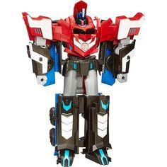Boneco Transformers Robots in Disguise Optimus Prime Hasbro