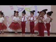 Pamuk Şekerler Sınıfı Fareci Şow ve Annem Gösterisi - YouTube