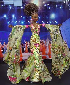Pin It: Awesome, Funky & Fabulous Afro Black Doll Images, black barbie, black dolls, Fashion Royalty Dolls, Fashion Dolls, Barbie Miss, Diva Dolls, African American Dolls, Beautiful Barbie Dolls, Black Barbie, Mini Vestidos, Barbie Collection