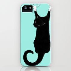 Shadow Hang iPhone Case