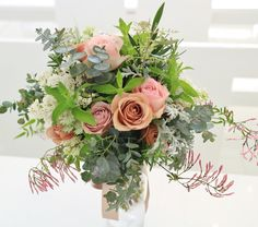 #koriyamamonolith#novarese#vressetrose#wedding #pink #smokypink #round #bouquet #clutchbouquet #natural #flower #bridal#郡山モノリス#ノバレーゼ#ブレスエットロゼ #ウエディング#ピンク #スモーキーピンク #シンプル #ブーケ #クラッチブーケ # ナチュラル# 花#ナチュラル #ブライダル#結婚式#ブレスエットロゼ郡山#バラ
