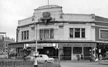 The Capitol Cinema and Ballroom Liscard Wallasey 1960