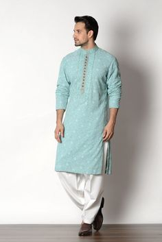 Kurta men - Designer Kurta Concepts by Puneetandnidhi Noida, India USA Men Ethnic Wear India, India Fashion Men, Indian Men Fashion, Ethnic Wear For Boys, Wedding Kurta For Men, Wedding Dresses Men Indian, Wedding Dress Men, Gents Kurta Design, Boys Kurta Design