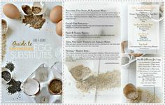 Egg Substitutions Guide