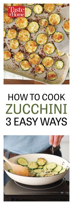 zucchini cook easy ways how to 3 How to Cook Zucchini 3 Easy meals no vegetables easy recipes Healthy Meals To Cook, No Cook Meals, Healthy Cooking, Healthy Eating, Healthy Recipes, Easy Recipes, How To Cook Squash, How To Cook Zucchini, Cooked Vegetable Recipes