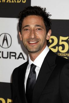 Adrien Brody Photos - Celebrities arrive at the 25th Film Independent Spirit Awards at the Nokia Theatre in Los Angeles. - 25th Film Independent Spirit Awards - Arrivals