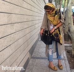 Iranian women are using Fashion in protest to wearing hijabs by force . Allowing the wind to blow through your hair is an offence punishable by law for women in Iran. The inhuman Islamic law is enforced pretty heavily and many woman are arrested or fined by police if they fail to cover up with the attire considered appropriate. But brave ladies are rebelling against the law which they feel is outdated and unfair.