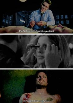 #Arrow #Olicity #Season5 #5x17