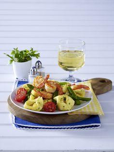 Unser beliebtes Rezept für Tortellini mit Garnelen in Zitronenbutter und mehr als 55.000 weitere kostenlose Rezepte auf LECKER.de.