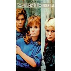 Some Kind of Wonderful (1987)  Eric Stoltz & Mary Stuart Masterson   (One of the sweetest Teen Romance movies EVER!)