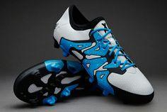 Adidas X grau/blau/schwarz