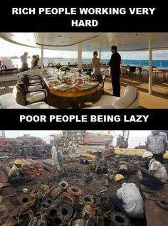 """Rich vs Poor: 14 Funny Statistics And 14 Not So Funny Statistics About This """"Economic Recovery"""""""
