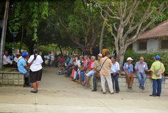 Hoy   es  Noticia: En Dibulla Beneficiarios de 'Familias en su Tierra...