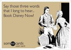 Book Disney Now!